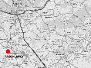U obce Pasohlávky mají vyrůst největší lázně ve Střední Evropě.