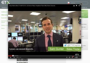 Videokomentář od ETX Capital