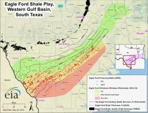 region Eagle Ford Shale