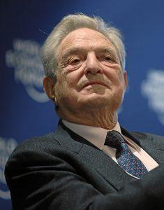 George Soros dokáže dobře vycítit investiční příležitost a málokdy se mílí.