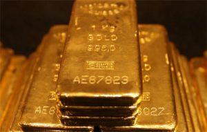 95 % zlata uloženého v trezorech společnosti je zřejmě falešná