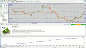 ProScalp a výsledek na EUR/USD