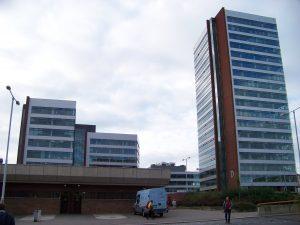 Kancelářské centrum Nové Butovice