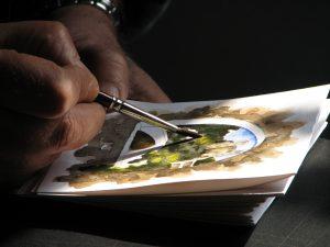 Méně známá či originální umělecká díla se mohou v budoucnu stát velmi cenná.