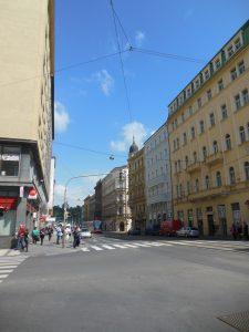 Do dvou let by měl v Revoluční ulici v Praze stát nový dům od společnosti RSJ.