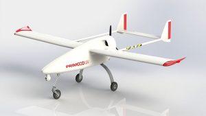 Na nový trh Start chce vstoupit i firma Primoco zabývající se výrobou bezpilotních letounů.