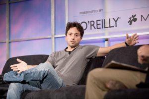 Jeden ze spoluzakladatelů společnosti Google, Sergey Brin