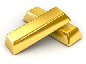 Zlato zažívalo v loňském roce slušný růst.