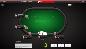 Poker u Dukascopy