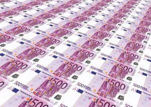 Devizové intervence CZK / EUR