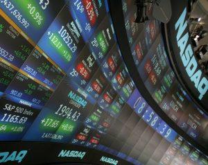 Obchodování s akciemi na burze NASDAQ