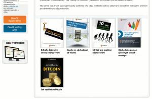 Elektronické knihy v Markets.com