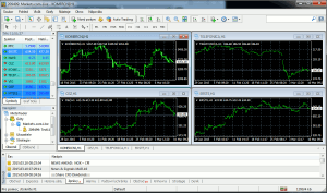 MetaTrader 4 v Markets.com