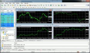 MetaTrader 4 v Markets.com