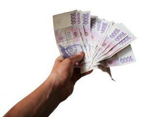 Velké vklady peněz se ke konci roku nemusí příliš vyplatit.