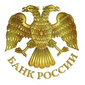 Logo Centrální banky Ruské federace