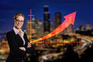 Ženy jsou v investicích o trochu lepší než muži.