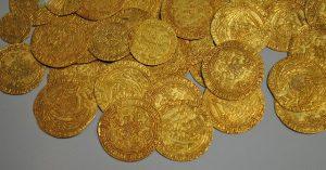 V případě další hospodářské krize byste na zlatě mohli hodně vydělat.